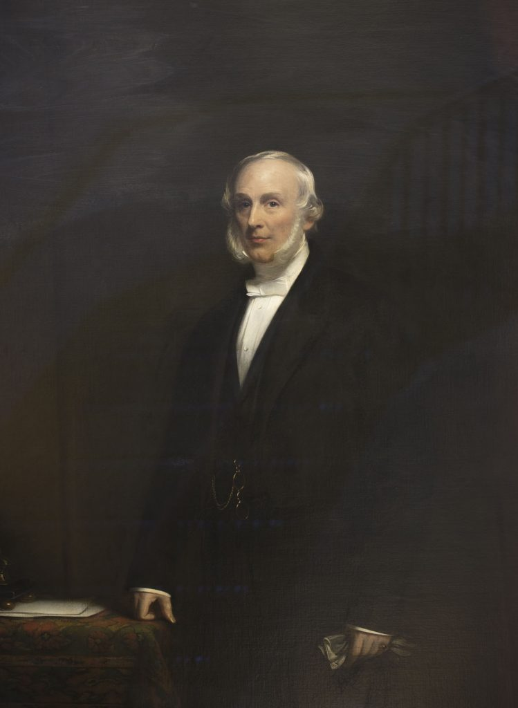 William Marsden (1796-1867) by English school, mid-nineteenth century. The Royal Marsden NHS Foundation Trust, Chelsea.