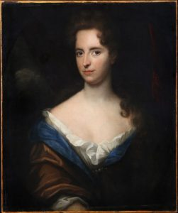 Portrait by Herman Verelst, dated 1688. Agnes Etherington Art Centre of Queen's University, Kingston, Ontario.