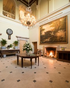 Englefield House Front Hall