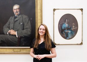 Gina Warburton, Exhibitions & Collections Assistant, Bury Art Museum & Sculpture Centre