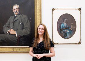 Gina Warburton, Exhibitions & Collections Assistant, Bury Art Museum & Sculpture Centre