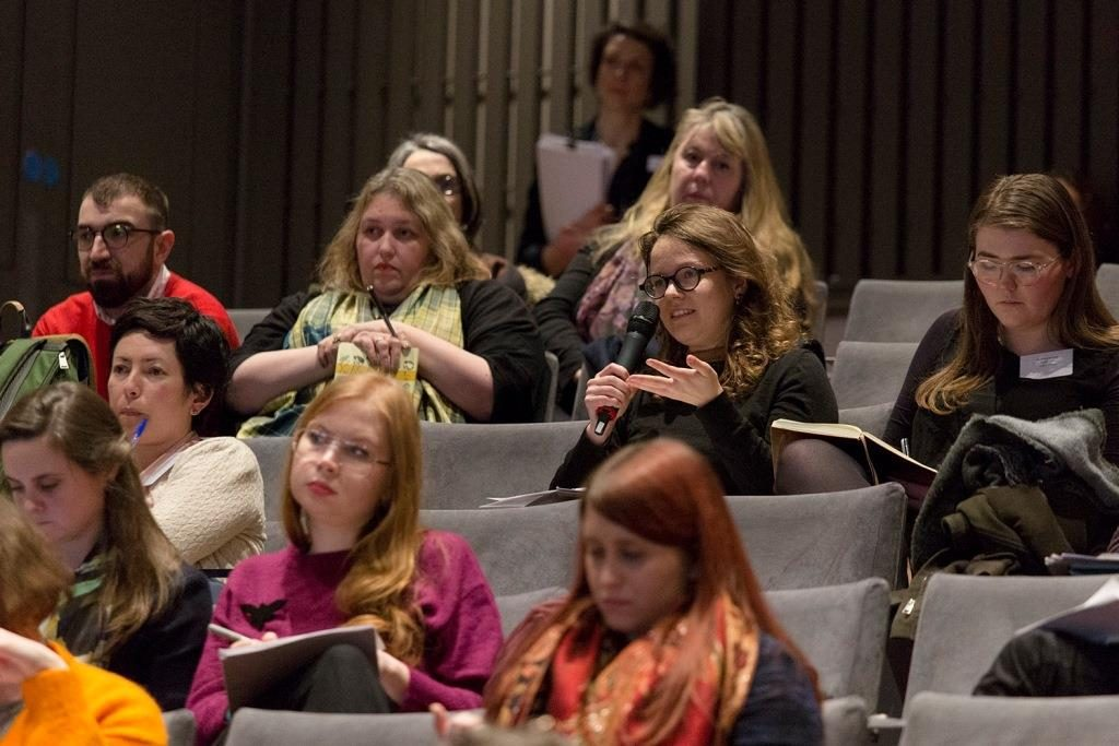 Delegates at the Joint SSN Conference 'Why Exhibitions?', 21-22 February 2018 © The National Gallery