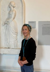 Alex Patterson, Assistant Curator (Fine Art), National Museums Liverpool, Walker Art Gallery