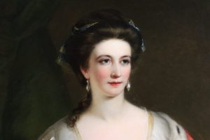 Bavarian lady, c1850